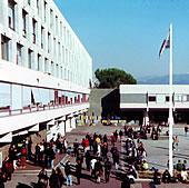 'Université de Nice-Sophia Antipolis