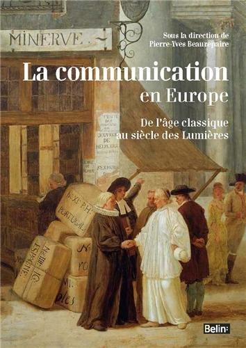 La communication en Europe